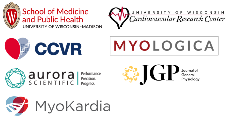 Myofilament Conference – Cardiovascular Research Center – UW–Madison